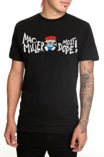 Mac Miller Most Dope! T Shirt Size : X Small: Clothing