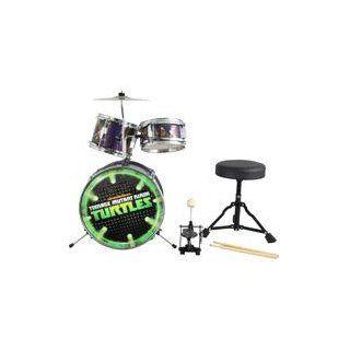Peavey Teenage Mutant Ninja Turtles Peavey Junior   Size Drum Set: Musical Instruments