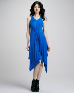 Cut25 Handkerchief Hem Jersey Dress