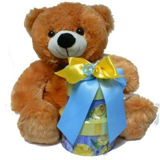 I Wuv You Bear Much Gift Set with Teddy Bear : Gourmet Candy Gifts : Grocery & Gourmet Food