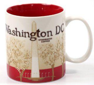 Starbucks Coffee 2011 Washington DC Mug, 16 fl oz Kitchen & Dining