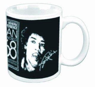 Rock Off Jimi Hendrix 68 Coffee Mug