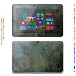 "Decalrus   Protective Decal Skin skins Sticker for DELL XPS 10 Tablet with 10.1"" screen (IMPORTANT: Must view ""IDENTIFY"" image for correct model) case cover wrap XPS10tab 313: Electronics"