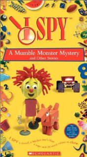 I Spy   A Mumble Monster Mystery and Other Stories [VHS]: Tara Sands, Ellen Lee, Cindy Creekmore, Big Al, Cote Zellers, Gloria De Ponte, Demitra Vassiliadis, Ellen Martin, Bruce Robb, Carin Greenberg Baker, Kerri Berney, Nicole Demerse: Movies & TV