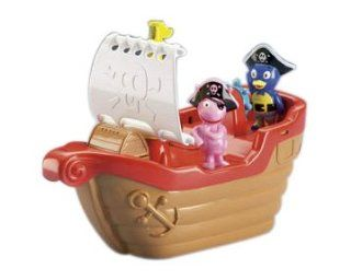 Fisher Price Backyardigans Pirate Tub Time Adventure Toys & Games