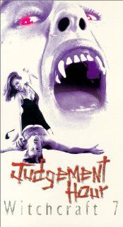 Witchcraft 7: Judgement Hour [VHS]: David Byrnes, April Breneman, Loren Schmalle, Alisa Christensen, John Cragen, Mai Lis Holmes, Ashlie Rhey, Eryk Sobesto, Michael Altan, Jason Edwards, Mark Blydel, Aline Kassman, Michael Paul Girard, Jerry Feifer, Michae