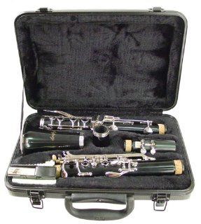 Hisonic Signature Series 2610 Bb Orchestra Clarinet with Case Musical Instruments