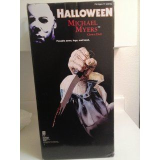 Michael Myers Child Clown Prop   Michael Myers Kids Costume