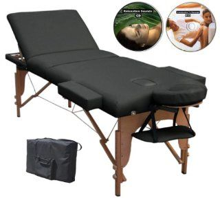 TM *LaMassa/BestMassage Master Salon   Massage Table Portable   Bed Spa Tattoo: Health & Personal Care