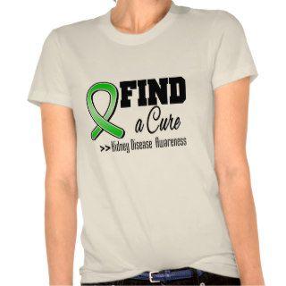 Find a Cure Kidney Disease Awareness Shirt