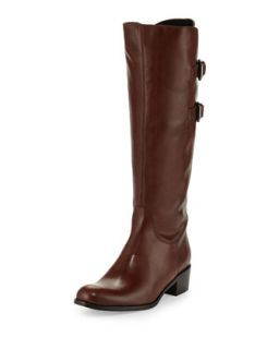 Bongo Leather Knee Boot, Tiziano   Sesto Meucci   Tiziano (39.0B/9.0B)