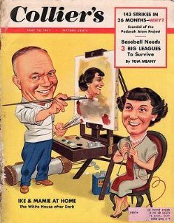 1953 Colliers June 20 Sherlock Holmes;Baseball needs 3 leagues; Piper Laurie : Everything Else