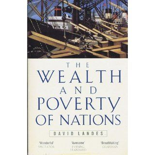 The Wealth and Poverty of Nations: David S. Landes: 9780349111667: Books