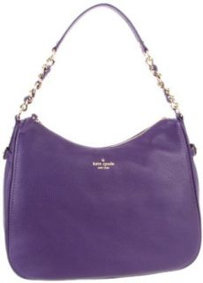 Kate Spade New York Cobble Hill Finley  Hobo,Dark African Violet,One Size Clothing