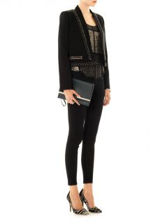 Jewel studded wool jacket  Isabel Marant