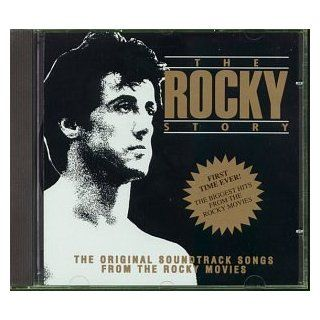 The Rocky Story: The Original Soundtrack Songs From The Rocky Movies (Soundtrack Anthology): Music
