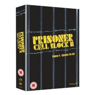 Prisoner Cell Block H   Volume 6 [NON U.S.A. FORMAT: PAL + REGION 2 + U.K. IMPORT] (Episodes 161 192): NON U.S.A. FORMAT: PAL + Region 2 + U.K. Import, Val Lehman, Sheila Florence, Collette Mann, Betty Bobbit: Movies & TV