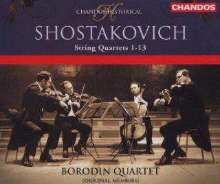 Shostakovich String Quartets Nos. 1   13 Music