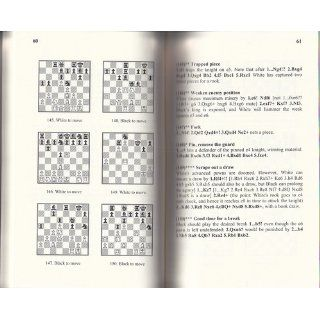 Practical Chess Exercises: 600 Lessons from Tactics to Strategy: Ray Cheng: 9781587368011: Books