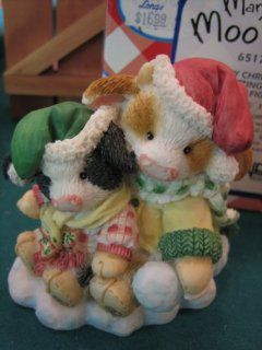 Mary's Moo Moos 1994 Merry Christmoos 651702   Collectible Figurines
