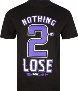 DGK Nothing 2 Lose Mens T Shirt at  Men�s Clothing store: Fashion T Shirts