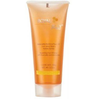 Royal Jelly Nourishing Peel Off Mask, Mascarilla Peel Off Con Jalea Real : Facial Cleansing Creams : Beauty