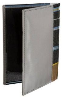 Inca Yellow Stripe Passport Sleeve by Stewart/Stand: Clothing