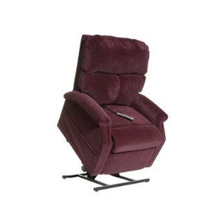 Pride Mobility LC 30 LC 30 Classic Collection Medium Lift Chair with Split Back   Quick Ship Fabric: Wheat: Health & Personal Care