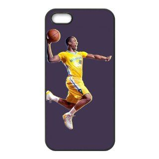 #40 small forward player Harrison Barnes in nba Pop team Golden State Warriors iphone 5 case in Black: Cell Phones & Accessories