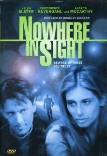 Nowhere In Sight [DVD] Helen Slater: Helen Slater, Christopher Heyerdahl, Andrew McCarthy, Douglas Jackson: Movies & TV