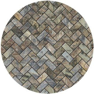 Thirstystone Sandstone Coaster Set / Stone Lattace Weave / Absorbent Sandstone Drink Coasters / Set of Four / Free Drink Coaster Holder Included: Beverage Coasters: Kitchen & Dining