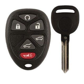 2008 Chevrolet Suburban Keyless Remote with Transponder Chip Key and World Wide Remotes Guide: Automotive