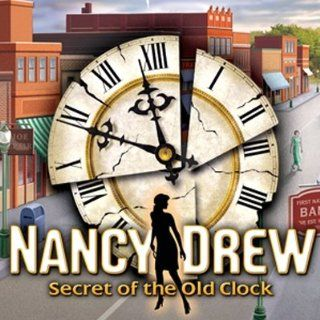 Nancy Drew: Secret of the Old Clock [Download]: Video Games