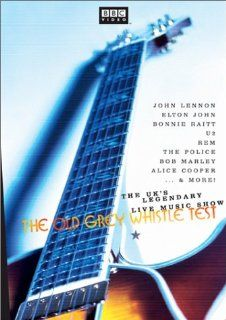 The Old Grey Whistle Test, Vol. 1: Bob Harris, Anne Nightingale, Steve Howe, Jon Anderson, Rick Wakeman, Dave Hepworth, John Cooper Clarke, Dennis Locorriere, Ray Sawyer, Patrick Moraz, Alan White, Billy Francis: Movies & TV