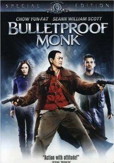 Bulletproof Monk: Yun Fat Chow, Seann William Scott, Jaime King, Karel Roden, Victoria Smurfit, Marcus Jean Pirae, Mako, Roger Yuan, K.C. Collins, Sean Bell, Kishaya Dudley, Rob Archer, Paul Hunter, Alan Glazer, Brent O'Connor, Caroline Macaulay, Charl