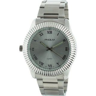 PNDLM Crown Watch   Men's Silver/Silver, One Size Watches