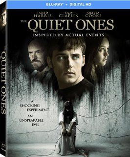 Quiet Ones [Blu ray]: Jared Harris, Sam Claflin, Laurie Calvert, Olivia Cooke, Erin Richards: Movies & TV