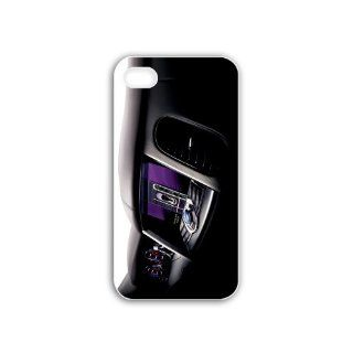 Design Apple Iphone 4/4S Photography Series ultra modern car interior Others Black Case of Family Cellphone Skin For Men: Cell Phones & Accessories