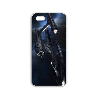 Design Iphone 5/5S Photography Series star trek classic ncc vehicle Others Black Case of Fashion Case Cover For Women: Cell Phones & Accessories