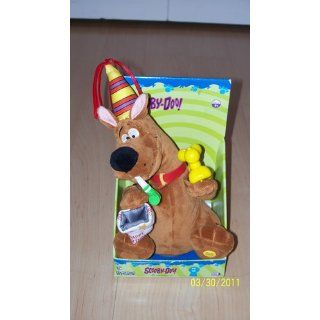 Singing Happy Birthday Scooby Doo PLUSH: Toys & Games