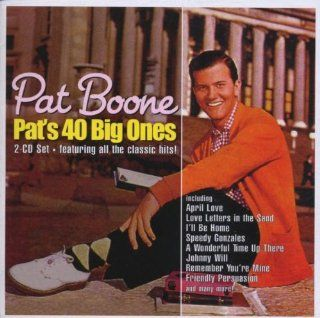 Pat's 40 Big Ones: Music