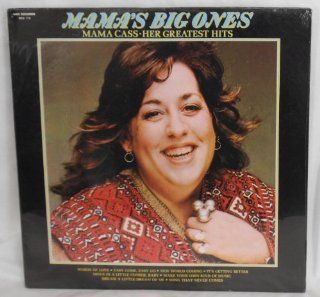 Mama Cass Mama's Big Ones(her Greatest Hits) Music