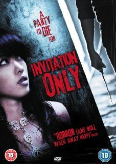 Invitation Only [Region 2]: Kristian Brodie, Bryant Chang, Julianne Chu, Vivi Ho, Jerry Huang, Lene Lai, Joseph Ma, Maria Ozawa, Liz Yang, Kao Yin Hsuan, Kevin Ko, CategoryAsia, CategoryCultFilms, film movie Foreign, film movie Taiwan Taiwanese, Invitation