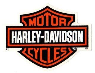 "Harley Davidson ~ Bar and Shield ~ Outside Window ~ Decal Sticker ~ 4 1/8"" x 3 1/4"" ~ Made in USA!   Automotive Decals"