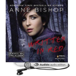Written in Red A Novel of the Others (Audible Audio Edition) Anne Bishop, Alexandra Harris Books