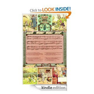 Little Bo Peep & Ring O' Roses with music sheet and others tales (Nursery Rhymes & Children Picture Book for age 3 10) Illustrated with original and new pictures with Bo Peep and Ring O' Rose History eBook: LESLIE BROOKE, BestZaa: Kindle St