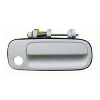 Motorking 6921032091C1 92 96 Toyota Camry White 040 Replacement Passenger Side Outside Door Handle 92 93 94 95 96: Automotive