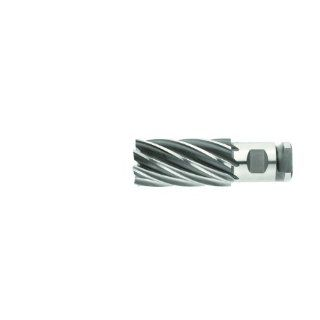 """Niagara Cutter 67705 High Speed Steel (HSS) Square Nose End Mill, Inch, Weldon Shank, Uncoated (Bright) Finish, Roughing and Finishing Cut, Non Center Cutting, 30 Degree Helix, 8 Flutes, 13.75"""" Overall Length, 3.000"""" Cutting Diameter, 2.083"""""""