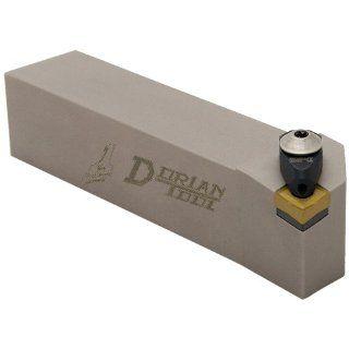"Dorian Tool ADCLN Jet Stream Square Shank Chromium Molybdenum Alloy Steel Thru Coolant Turning Holder, Left Hand Cut, 1 1/2"" Shank Width, 1 1/2"" Shank Height, 7"" Overall Length, 5/8"" Insert Industrial & Scientific"