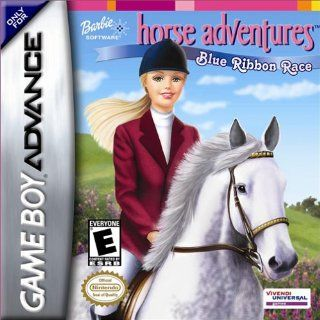 Barbie Horse Adventures: Blue Ribbon Race: Video Games